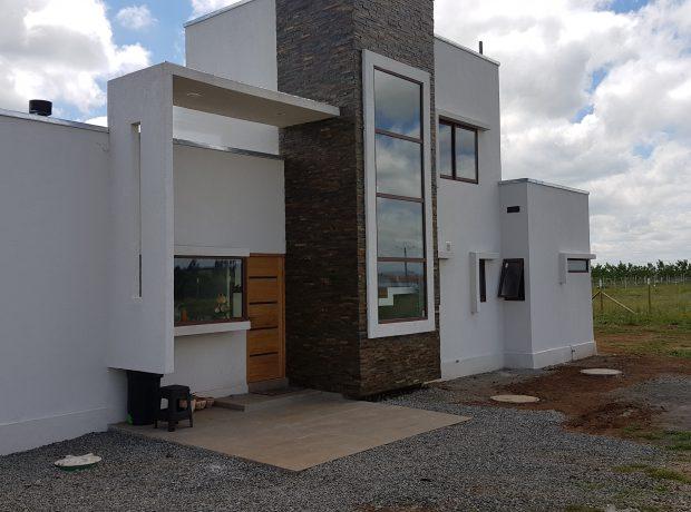 Casa en venta camino a Huape