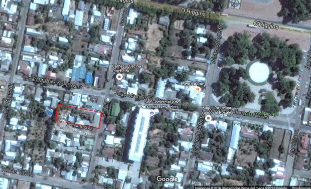 Sitio Terreno Chillán Viejo