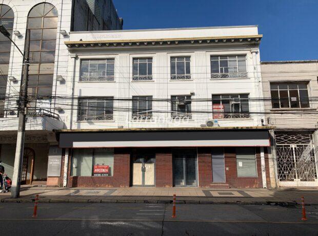 Arriendo Local Comercial (Ex Banco Desarrollo de Scotiabank)