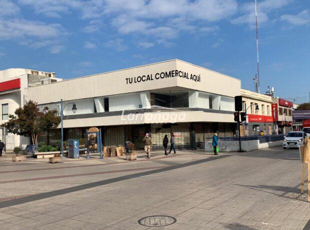 Arriendo Local Comercial (Ex Casa García)
