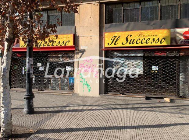 Arriendo de Local Comercial en Santiago
