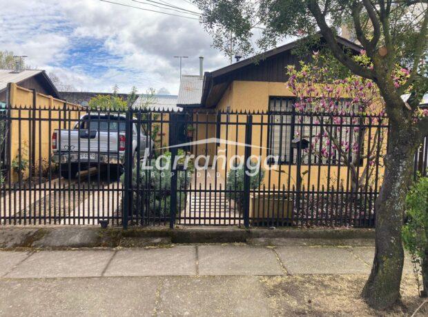 Se vende casa en villa Los Andes