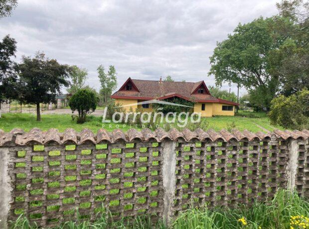Se vende terreno con casa camino a Coihueco